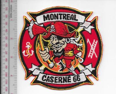 Montreal Fire Department Fire Station Caserne 66 Verdun Service SIM Vel hooks