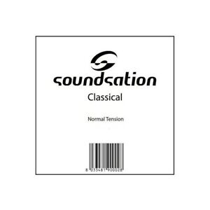 SOUNDSATION-CORDE-SINGOLE-PER-CHITARRA-CLASSICA-VARIE-MISURE