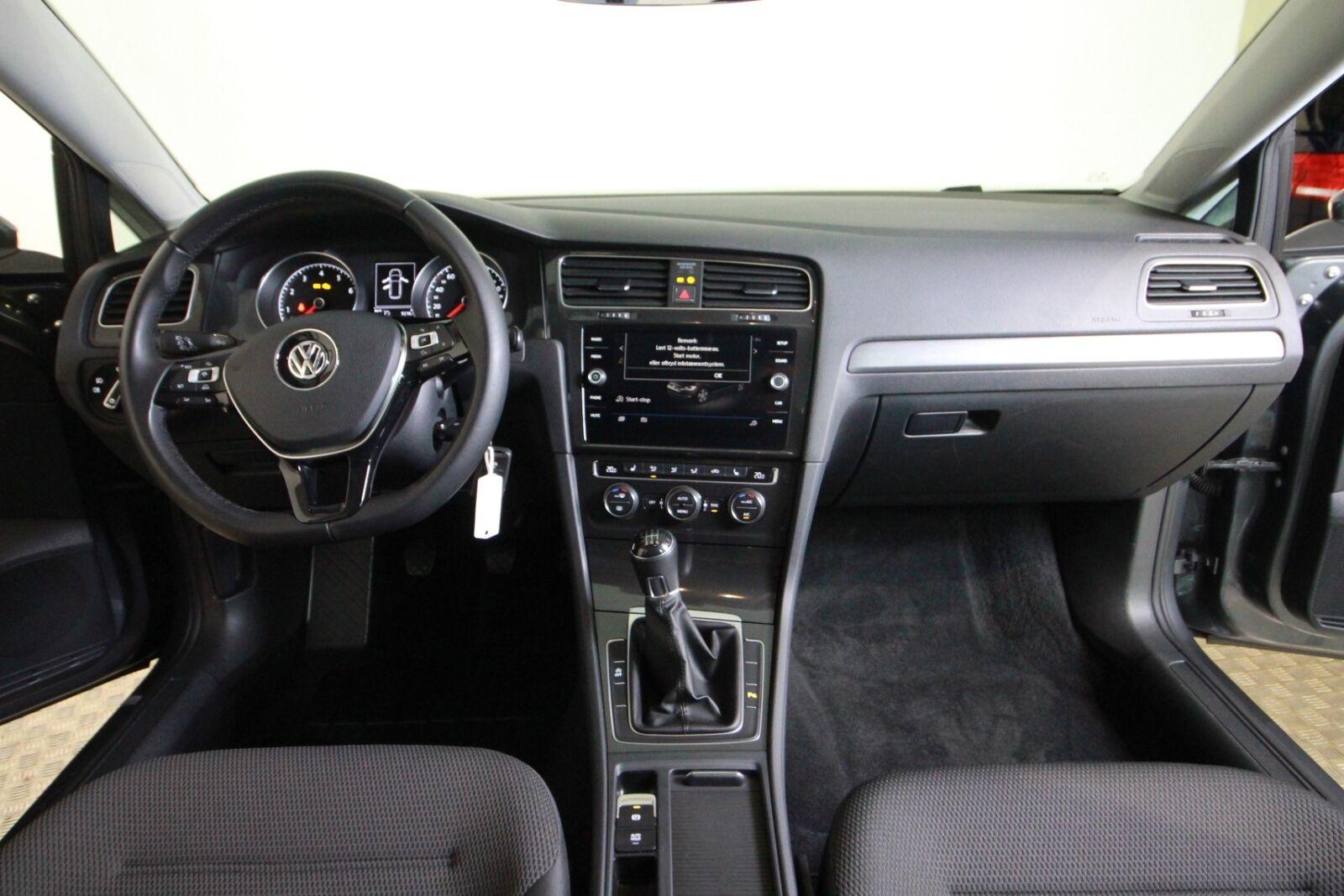 VW Golf VII TSi 130 Comfortline Variant