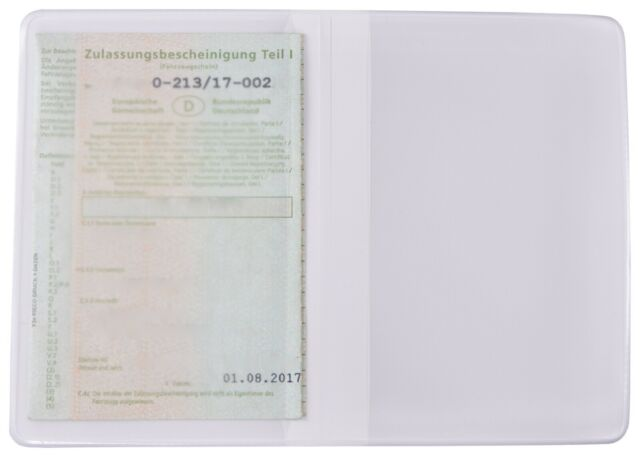 Design KFZ Mappe Hülle Führerschein Ausweis Fahrzeugschein Kreditkarte MH-157