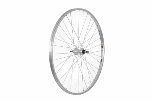 Argent Raleigh Unisex arrière 700 C cyclewheel Cycle Roue Taille