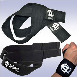 UNIVERSAL NUTRITION ANIMAL (WRIST WRAPS \ LIFTING STRAPS) standard pro pak cuts