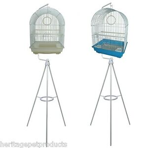 Cage à oiseaux et trépieds Medium Heritage Stand Great Value Budary Canary