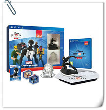PSV Disney Infinity: Marvel Super Heroes Starter Pack (2.0 Edition) VITA Games