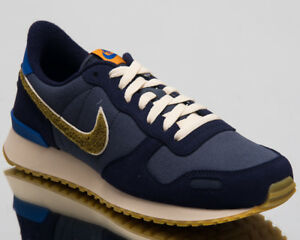Details about Nike Air Vortex SE Men Sneakers Blackened Blue 2018 Lifestyle Shoes 918246 401