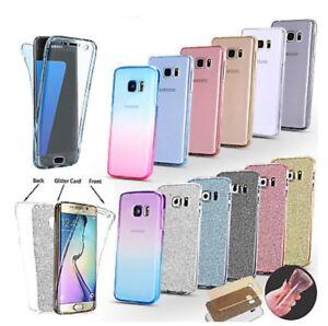 De-Lujo-Ultra-Fino-Antichoque-Carcasa-con-Paragolpes-para-Samsung-Galaxy-S7-S8