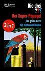 Die drei ??? und der Super-Papagei Die drei ??? und der grüne Geist (Fragezeichen) von Robert Arthur (2014, Taschenbuch)
