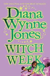 Witch-Week-The-Chrestomanci-Series-Book-3-by-Diana-Wynne-Jones-Paperback