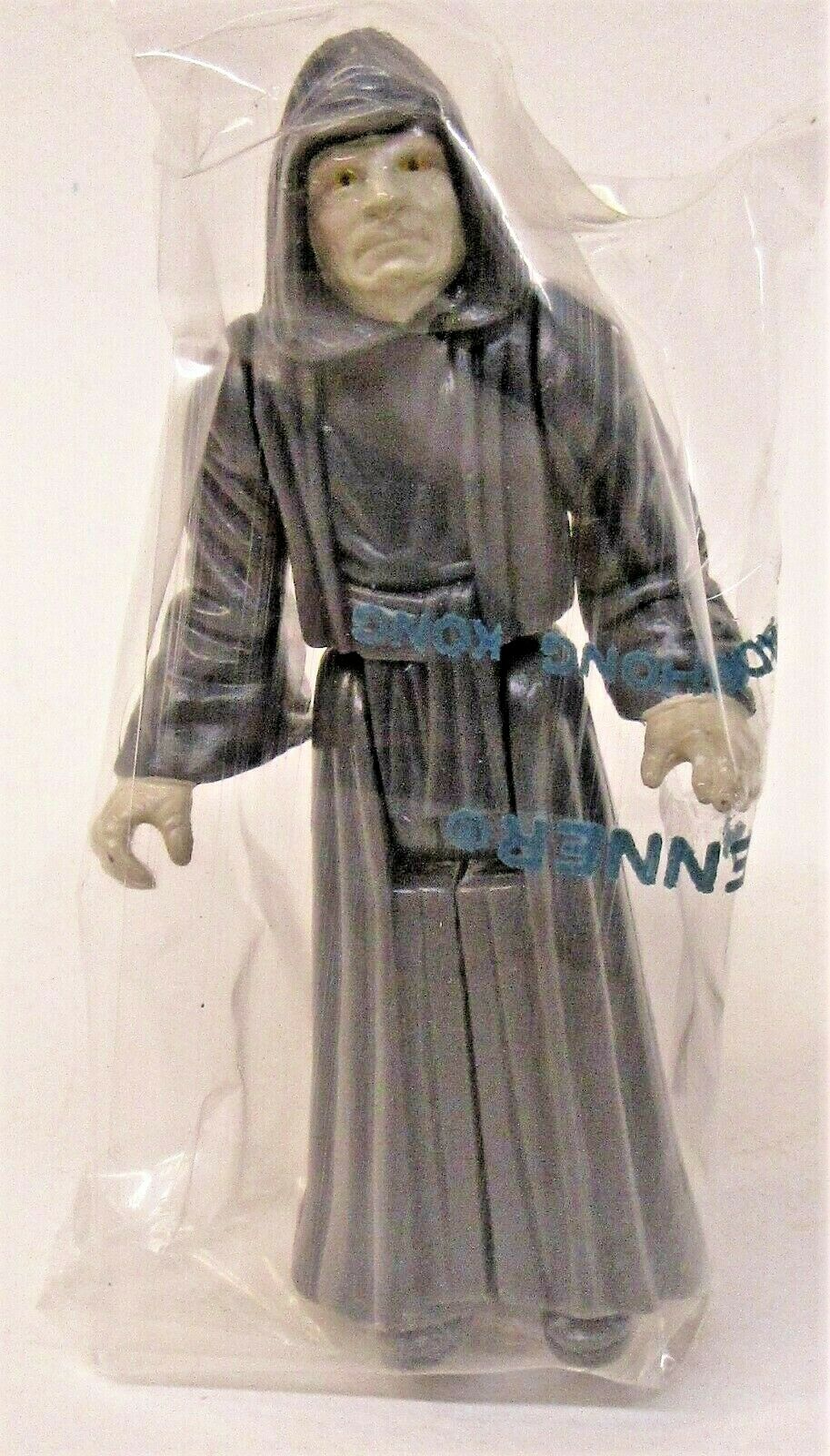 1983 Star Wars EMPEROR PALPATINE Mail Away Action Figure Kenner MINT in box