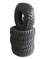 4 Mud Tires 315 70 17 Off Road 35 Rock Climbing 12.50 Hummer Baja 119q 4x4