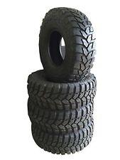 4 New Mud Tires 315 70 17 Off Road 35 Rock Climbing 12.50 Hummer Baja 119Q 4x4