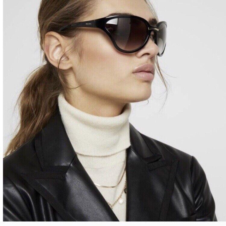 Prada Italy Sunglasses Catwalk SPR 22V 1AB-OA7