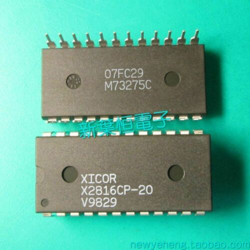 X2816CP-20 X2816CPI-20 DIP-24 Integrated Circuit from Xicor