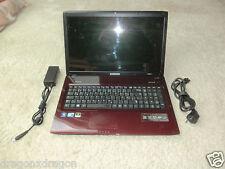 "Samsung NP-R780H 17,3"" Notebook Rot, 500GB HDD, 4GB RAM, Intel i5, 2J. Garantie"