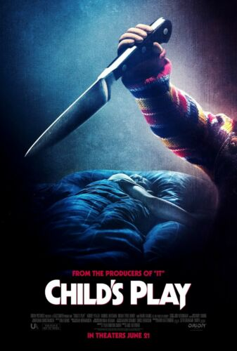 11x17 13x19 2019 Child/'s Play Movie Poster NEW - Chucky Wall Art