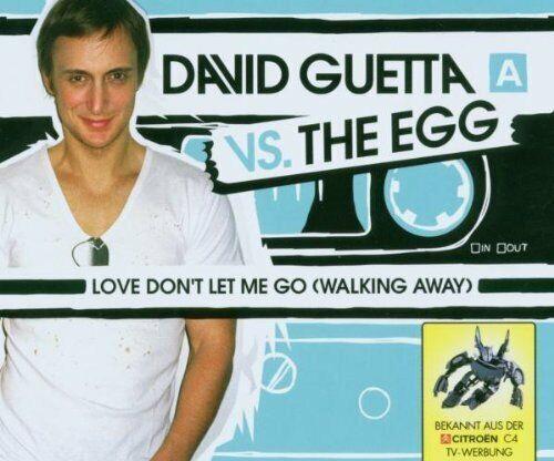 David Guetta Love, don't let me go (walking away; 3 versions/video, .. [Maxi-CD]
