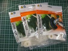 Genuine Stihl Strimmer Polycut Blades 12 pack Fits Heads 5-3 ST41110071001