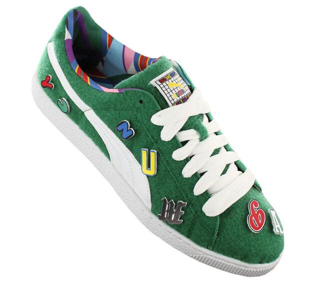 ea0745d0395 Buy Men s Shoes SNEAKERS PUMA Basket X Dee   Ricky 360084 02 EU 45 ...