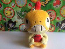 """Pokemon Plush Scraggy 2012 UFO 6"""" Stuffed Banpresto doll figure Set USA Seller"""
