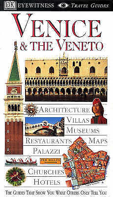 """AS NEW"" Chris Catling, Susie Boulton, Venice and the Veneto, Paperback Book"