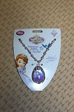 Sofia the First Disney Store Amulet New in Package