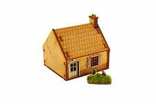 WW2 SINGLE STORY HOUSE 15mm Building Terrain Flames of War N521