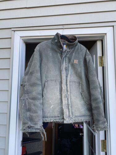 Vintage 90s Carhatt Workwear Jacket