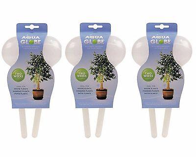 10 x bombillas de Riego de Plantas Sistema de Riego Aqua Globo para las plantas en el interior al aire libre