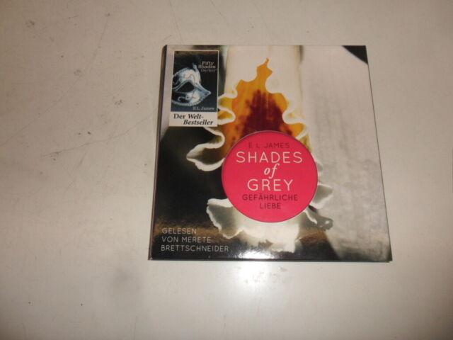 CD Shades of Grey: Volume 2-dangereux amour-E. L. James [2 mp3-cd]
