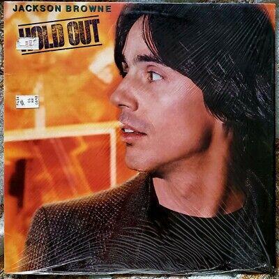 JACKSON BROWNE LP - HOLD OUT - Vinyl Record Album | eBay