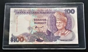 Malaysia RM 100 8th Series, Ungraded