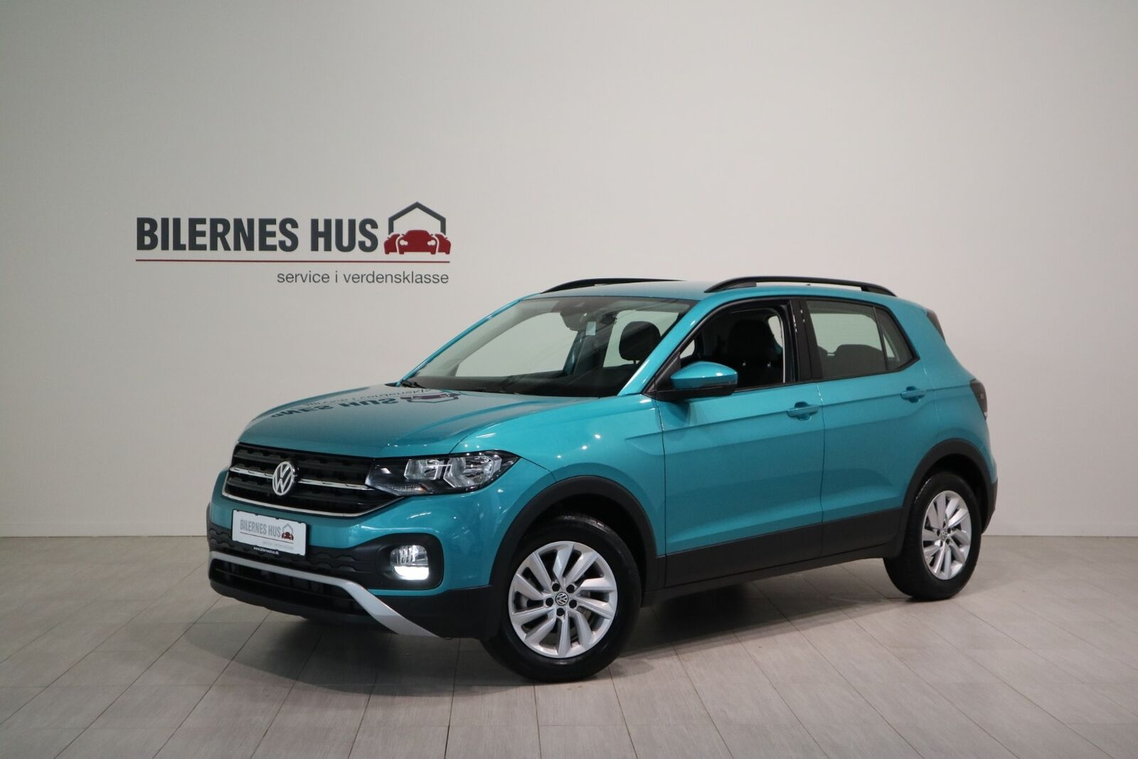 VW T-Cross 1,0 TSi 115 Life DSG