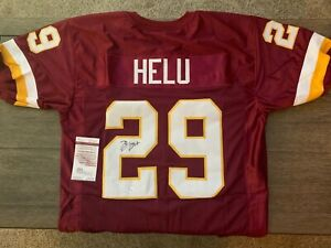 Details about Roy Helu Redskins Signed Autographed Custom Jersey with COA