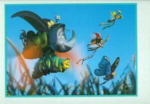 A Bugs Life Mens Flik Leaf Frame T-Shirt