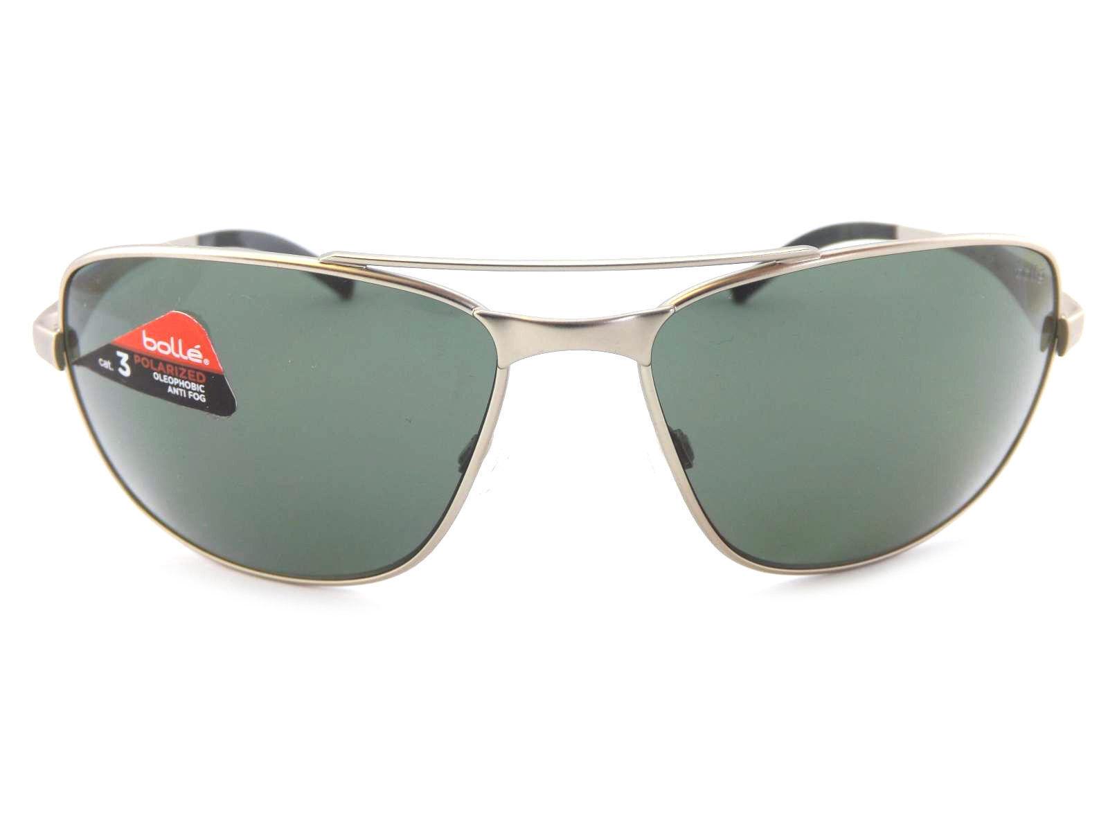 2429e1e9b3 Bolle Skylar 11852 Satin Silver Polarized Axis Oleo AF Sunglasses Eyewear  for sale online