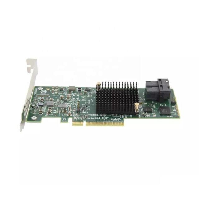 LSI//AVAGO SAS9300-8i 8-port SATA 6Gbps//SAS 12Gbps PCI-E 3.0 HBA Adapter US