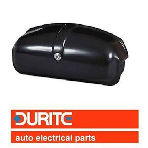 Universal-Number-Plate-Light-Lamp-12v-Black-Classic-or-Kit-Car-Trailer-Mini