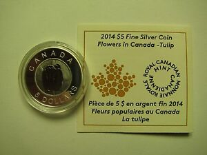 Green Darner Canada .9999 silver ten dollars 2014 Proof $10 Dragonfly #2