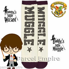 FREE NEXT-DAY Official HARRY POTTER Cosy SOCKS Gift XMAS Present Ladies Trainers