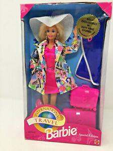 Barbie-1994-International-Travel-Doll-No-13912-Special-Edition-NIB