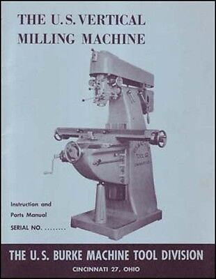 Business & Industrial Metal Cutting U.S BURKE Millrite Vertical ...