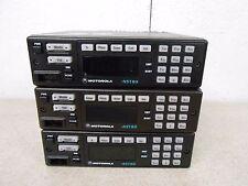 Lot of 3- Motorola Astro 2-Way Radio T99DX+132W_ASTRO D04UJH9PW7AN