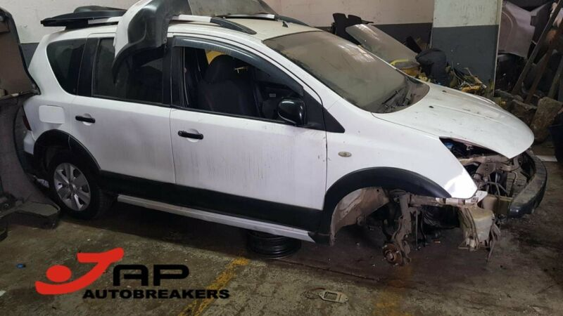 Nissan Livina Stripping For Parts