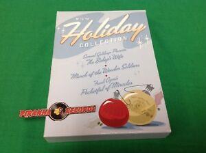 MGM-Holiday-Collection-Bishop-039-s-Wife-Pocketful-Miracles-DVD-Box-Piranha-Records