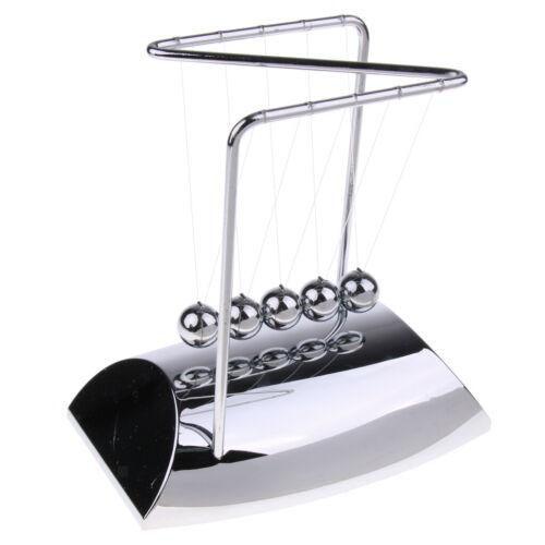 Klassische Z-förmige Newtonpendel Kugelstoßpendel Kugelspiel Schreibtisch