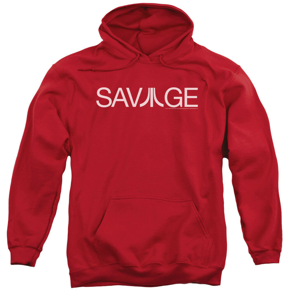 Atari Hoodie Savage Logo ROT Hoody