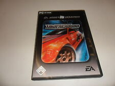 PC Need for Speed: underground [EA Most Wanted]