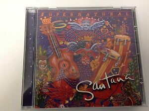 Santana-Supernatural-Album-1999-CD-NR-MINT