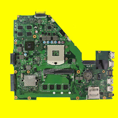 For ASUS X75V X75VC X75VD X75VB REV3.0 i3-3120M Motherboard GT720M 4GB Mainboard