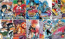 Eyeshield 21 Series English Manga Collection Books 11-20 BRAND NEW!